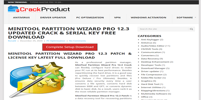 partition wizard crackproduct